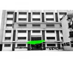 CBSE school with PU college located off Hosur Road in Bangalore is available for outright sale
